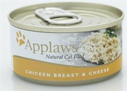 Applaws 70g Cat Chicken & Cheese