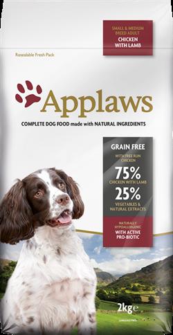 Applaws 2kg Dog Lamb